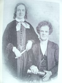 The historical Mr. and Mrs. Packard
